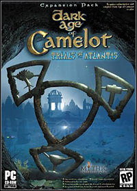 Game Box for Dark Age of Camelot: Trials of Atlantis (PC)