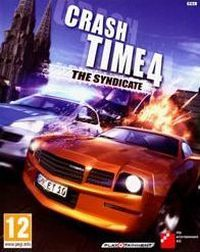 Game Box for Crash Time IV: The Syndicate (PC)