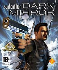 Okładka Syphon Filter: Dark Mirror (PSP)