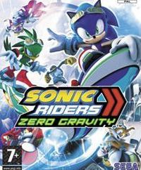 Okładka Sonic Riders: Zero Gravity (PS2)