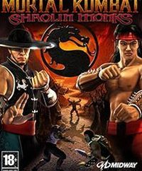 Okładka Mortal Kombat: Shaolin Monks (XBOX)