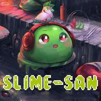 Okładka Slime-san (Switch)
