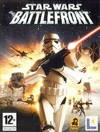Game Box for Star Wars: Battlefront (2004) (PC)