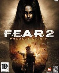 Okładka F.E.A.R. 2: Project Origin (PC)