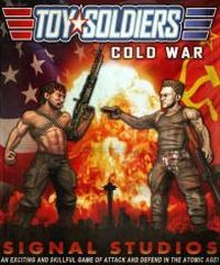 Okładka Toy Soldiers: Cold War - Touch Edition (PC)