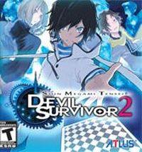 Okładka Shin Megami Tensei: Devil Survivor 2: Record Breaker (3DS)