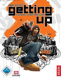 Game Box for Marc Ecko's Getting Up: Contents Under Pressure (PC)