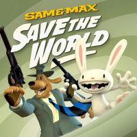 Okładka Sam & Max Save the World (PC)