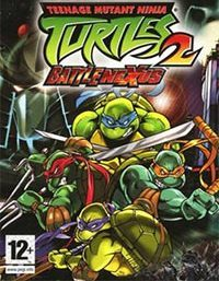 Game Box for Teenage Mutant Ninja Turtles 2: Battle Nexus (PC)