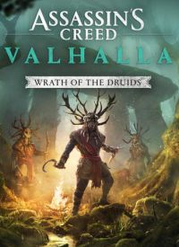 Game Box for Assassin's Creed: Valhalla - Wrath of the Druids (PC)