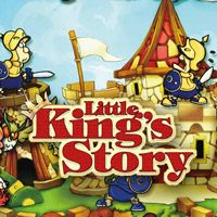 Game Box for Little King's Story (PC)