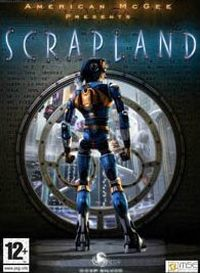 Game Box for Scrapland (PC)