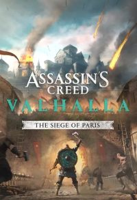 Assassin's Creed: Valhalla - The Siege of Paris (PC cover