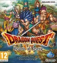 Okładka Dragon Quest VI: Realms of Reverie (NDS)