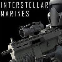 Okładka Interstellar Marines (PC)