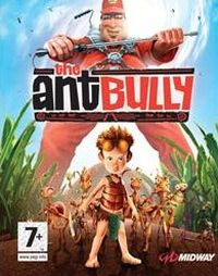 Game Box for The Ant Bully (PC)