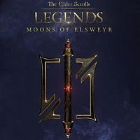 Game Box for The Elder Scrolls: Legends - Moons of Elsweyr (PC)