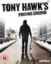 Okładka Tony Hawk's Proving Ground (PS2)