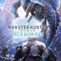 Monster Hunter: World - Iceborne cover