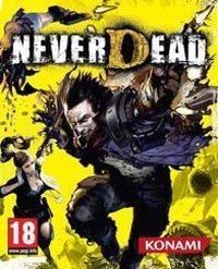 Okładka NeverDead (X360)