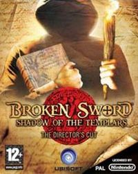 Game Box for Broken Sword: Shadow of the Templars - The Director's Cut (PC)