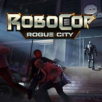 Okładka RoboCop: Rogue City (PS5)