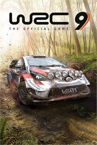 Game Box for WRC 9 (PC)