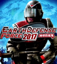 Earth Defense Force 2017 (Switch cover