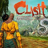 Okładka Clash: Artifacts of Chaos (PS5)