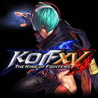 The King of Fighters XV (PS4 cover