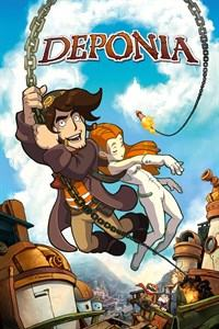 Game Box for Deponia (PC)