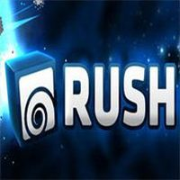 Okładka RUSH (WiiU)