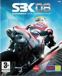 Okładka SBK 08: Superbike World Championship 08 (PS2)