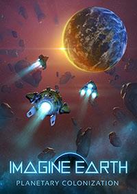 Okładka Imagine Earth (PC)