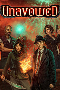 Unavowed (PC cover