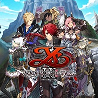Ys IX: Monstrum Nox (PC cover