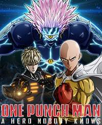 Game Box for One Punch Man: A Hero Nobody Knows (PC)