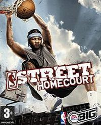 Okładka NBA Street Homecourt (PS3)