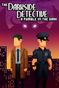 Okładka The Darkside Detective: A Fumble in the Dark (PC)