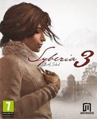 Game Box for Syberia 3 (PC)