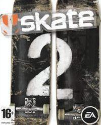 Skate 2 (X360 cover