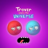 Game Box for Trover Saves the Universe (XONE)