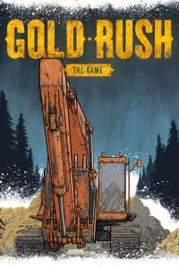 Gold Rush: The Game (PC cover