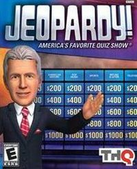 Game Box for Jeopardy! (NDS)