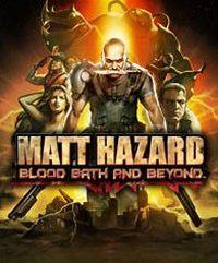Okładka Matt Hazard: Blood Bath and Beyond (PS3)