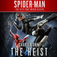 Okładka Spider-Man: The Heist (PS4)