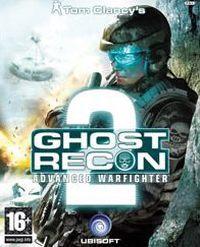 Okładka Tom Clancy's Ghost Recon: Advanced Warfighter 2 (PC)