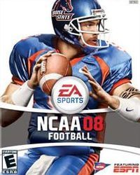 Okładka NCAA Football 08 (X360)