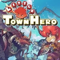 Game Box for Little Town Hero (PC)