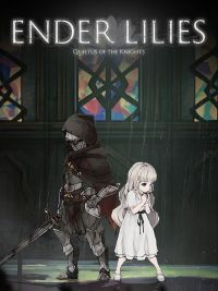 Ender Lilies: Quietus of the Knights (PC cover